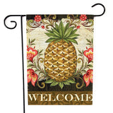 """Welcome"" Garden Flags - Four Beautiful Designs"