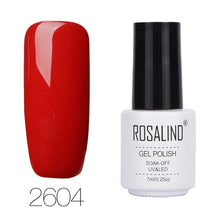 Load image into Gallery viewer, Rosalind Nail Gel Polish