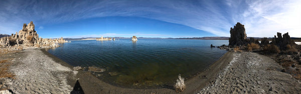 Revisiting Mono Lake