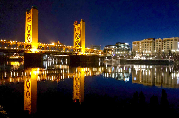 Sacramento's Tower Bridge