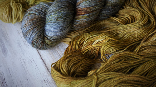 Likha & Golden Cypress Sock Kit