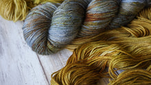 Load image into Gallery viewer, Likha & Golden Cypress Sock Kit