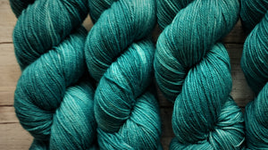 Teal - Merino Sock