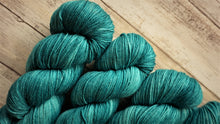 Load image into Gallery viewer, Teal - Merino Sock