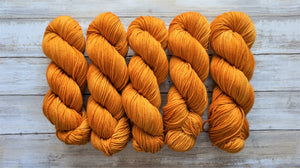 Gold Coin - Merino Worsted