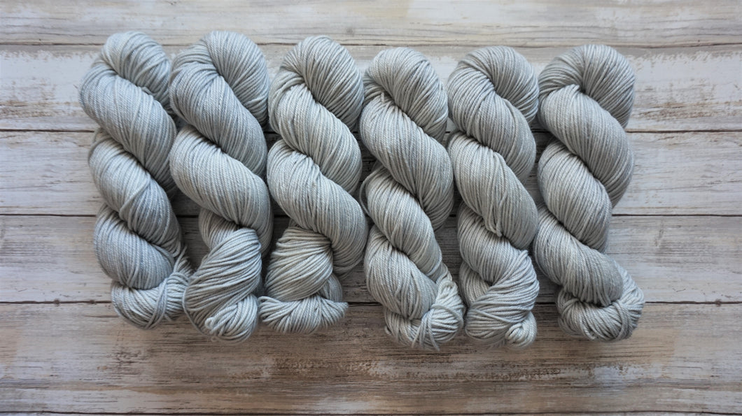 Silver Lining - Merino Worsted