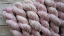 Load image into Gallery viewer, Pink Jellyfish - Suri Alpaca Lace