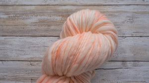 Peach Bellini - Merino Super Bulky
