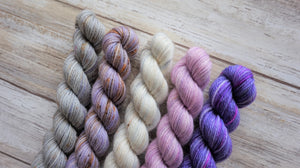 Sweetheart Mini Skein Set - Merino Sock