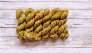 Gold Cypress - Tweed Fingering