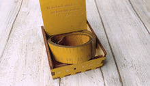 Load image into Gallery viewer, Mustard - Creative Measure Bracelet