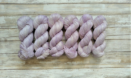 Sweet Pea - Silk Linen Fingering