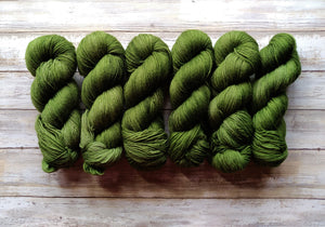 Avocado - Strong Sock (SW Bluefaced Leicester/Nylon)