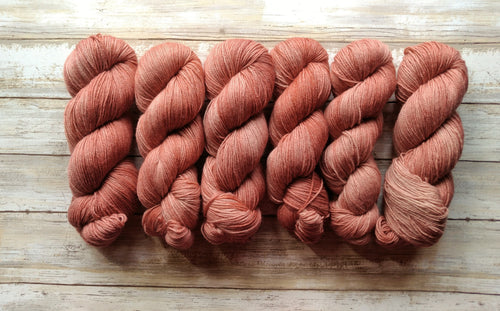 Rose Gold - Strong Sock (SW Bluefaced Leicester/Nylon)
