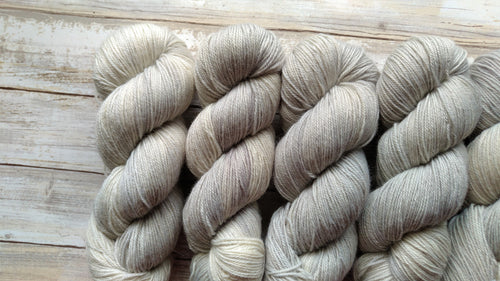 Silver Lining - Strong Sock (SW Bluefaced Leicester/Nylon)
