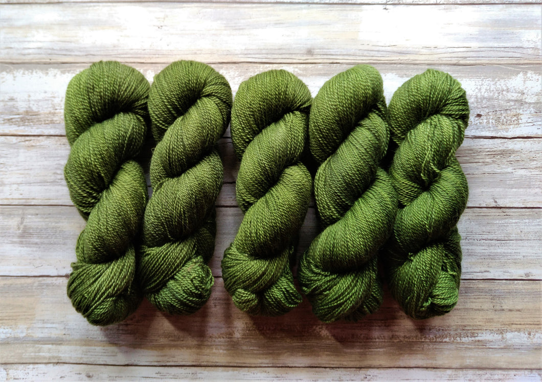 Avocado - Bfl Fingering 2-Ply (Nonsuperwash)