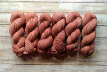 Load image into Gallery viewer, Rose Gold - Bfl Fingering 2-Ply (Nonsuperwash)