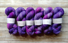 Load image into Gallery viewer, Purple Haze - Merino Sock