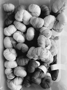 Mystery Kit - Fingering Weight (3 skeins)