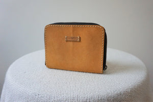 Small Tan Wallet