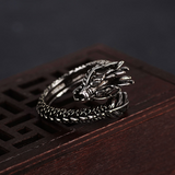 Dragon Coil Ring