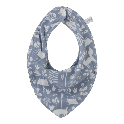 Little Dutch - Bandana Halstuch Lätzchen adventure blue