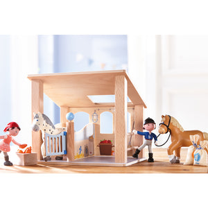 Haba Little Friends - Holz Pferdebox