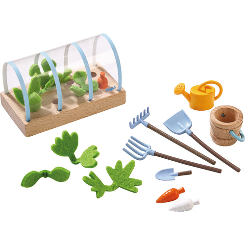 Haba Little Friends - Spielset Gemüsegarten