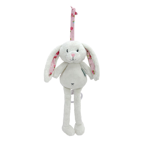 Little Dutch Spieluhr Hase mixed stars pink 4314