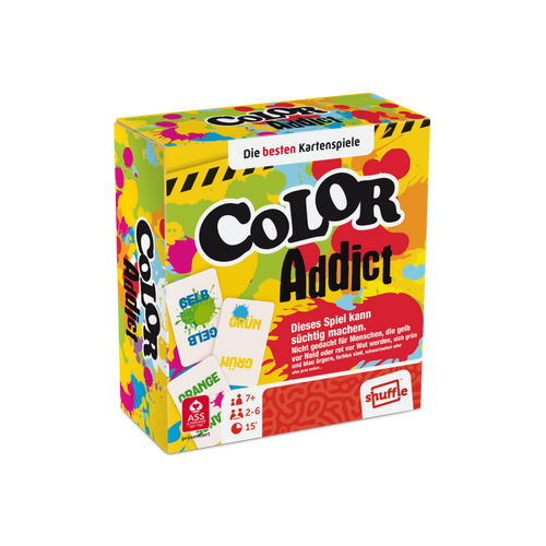 ASS - Color Addict