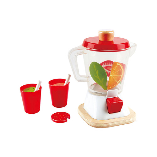 Hape - Holz Smoothie Mixer Set
