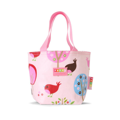 Penny Scallan - Mini Shopper Kindertasche Chirpy Bird