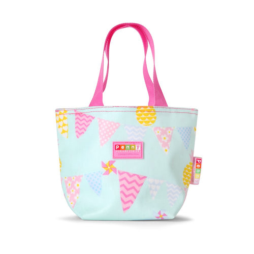 Penny Scallan - Mini Shopper Kindertasche Pineapple Wimpel