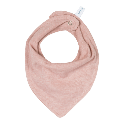 Little Dutch - Bandana Halstuch Lätzchen pure pink
