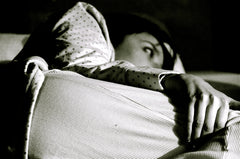 Sleeping with chronic pain - relief