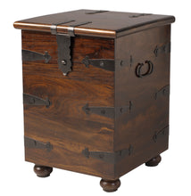 Load image into Gallery viewer, Thakat End Table Trunk 18""