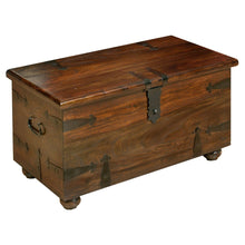 Load image into Gallery viewer, Thakat Coffee Table Trunk 33""