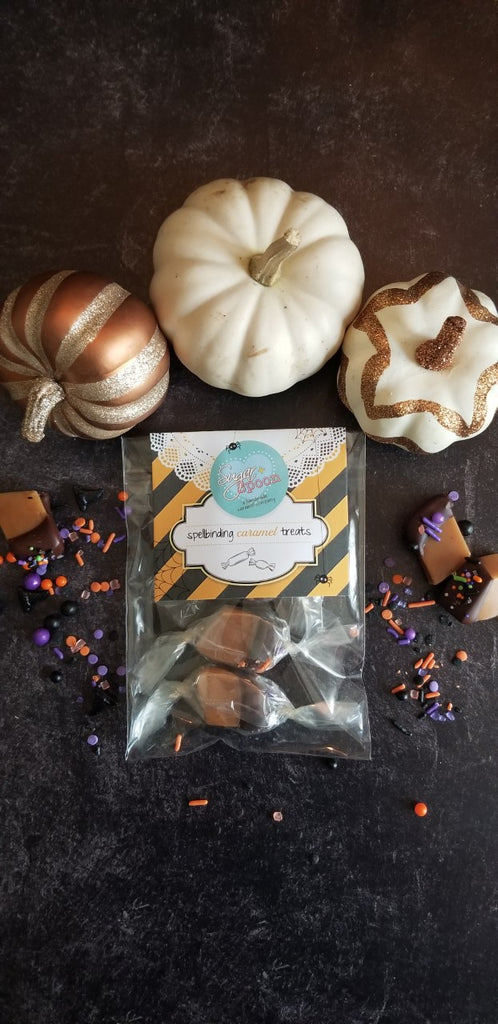 spellbinding Halloween treats