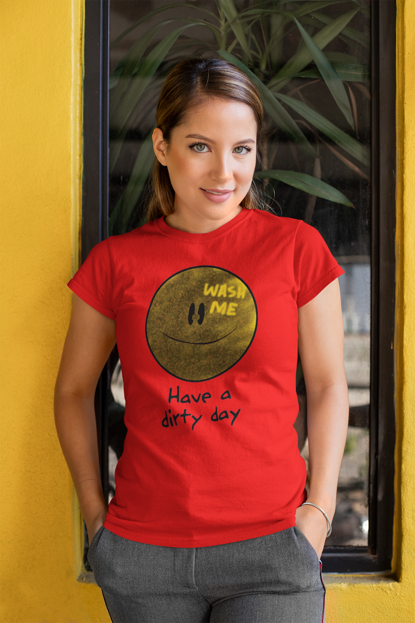 #LOL T-Shirts for Women - Have A Dirty Day