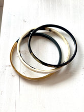 Load image into Gallery viewer, Buffalo Horn 3 bangle