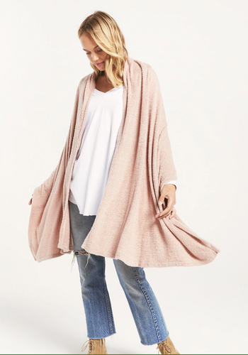 Kinsey Feather Wrap