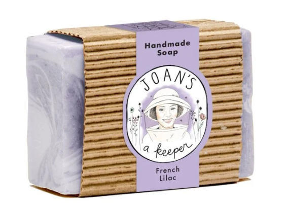 Hand made soap - French Lilac