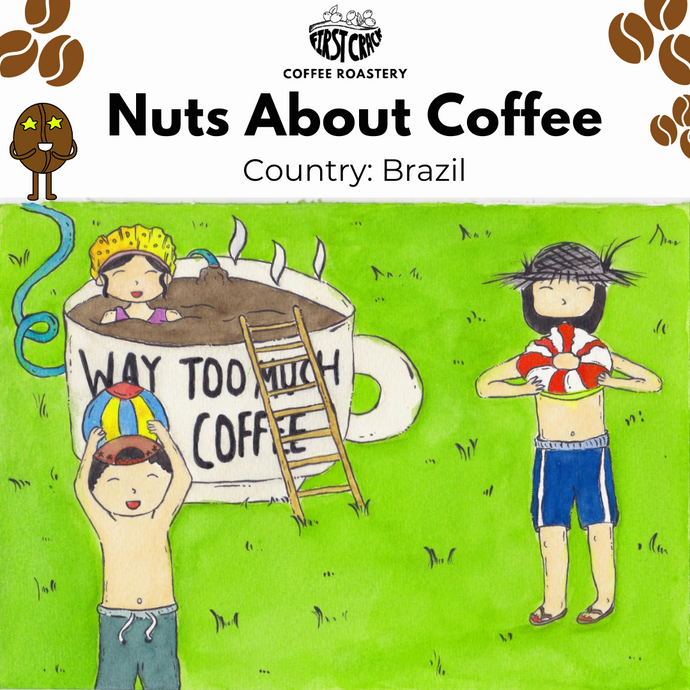 Nuts About Coffee