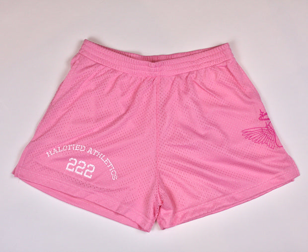 HALOTIED ATHLETICS SHORT SHORTS