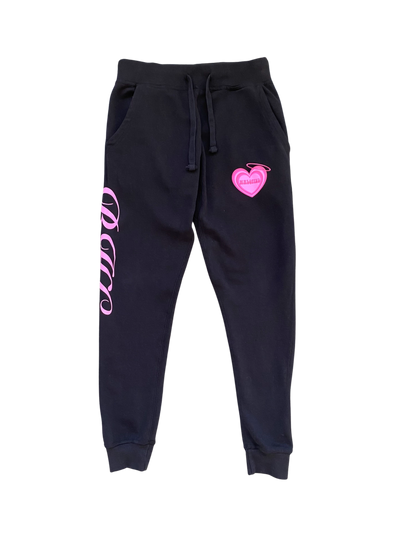 Black Halotied x Beverly Hills Club Sweats