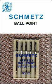 1714 ball point 80 12 schmetz needles