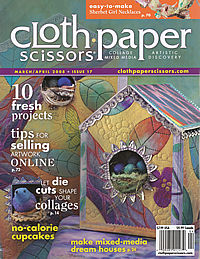 issue 17 cloth paper scissors