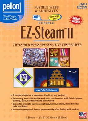 ez steam ii 9x12 sheets