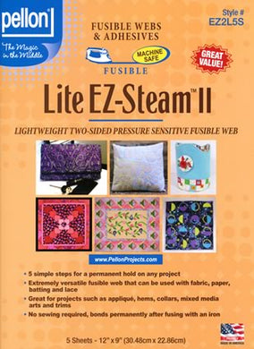 ez steam light sheets