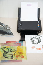 Load image into Gallery viewer, Lesley Riley's TAP Transfer Artist Paper, 5 Sheets